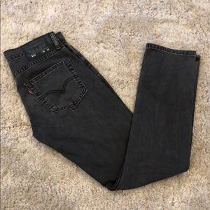 Levi's 511 Gray Skinny Jean